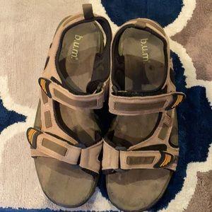 B.U.M sandals